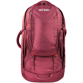 Tatonka Great Escape 60+10 Backpack bordeaux red